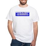 Unleash the Energy White T-Shirt