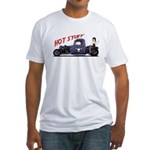 Hot Rod Truck Fitted T-Shirt
