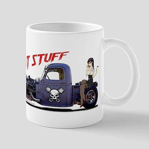 Hot Rod Truck Mug