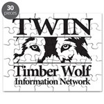 Timber Wolf Information Netwo Puzzle