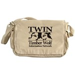 Timber Wolf Information Netwo Messenger Bag