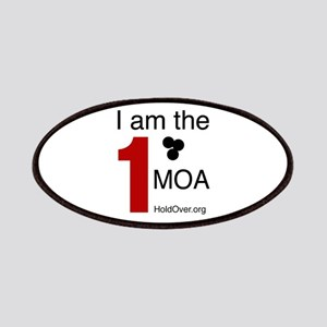 I am the 1 MOA Patches