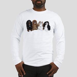 4Cavaliers Long Sleeve T-Shirt