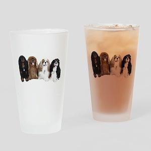 4Cavaliers Drinking Glass