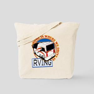 Rving 2 Tote Bag