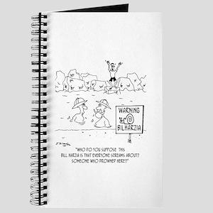 Warning Bilharzia Journal