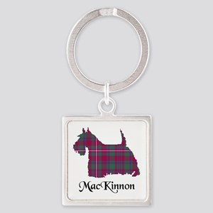 Terrier-MacKinnon Square Keychain