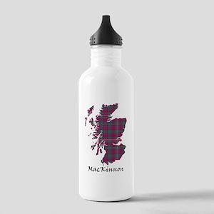 Map-MacKinnon Stainless Water Bottle 1.0L