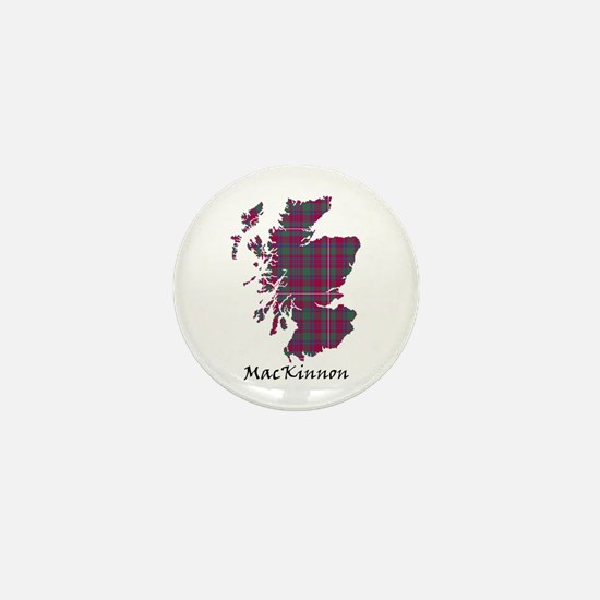 Map-MacKinnon Mini Button