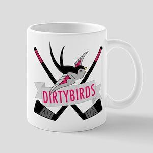 Dirty Birds Hockey Pink Mug