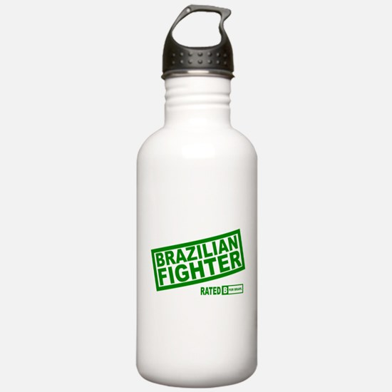 Brazilian Fighter Water Bottle