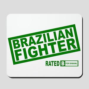 Brazilian Fighter Mousepad