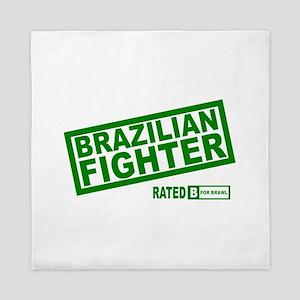 Brazilian Fighter Queen Duvet
