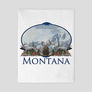 Montana Twin Duvet