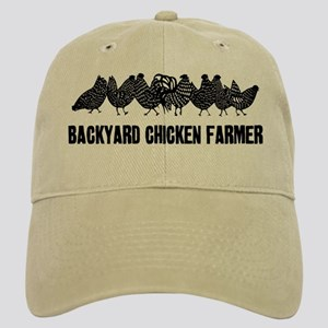 Backyard Chicken Farmer Cap