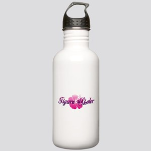 Hibiscus Skater Stainless Water Bottle 1.0L