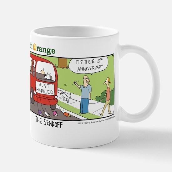 The Sendoff Mug