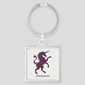 Unicorn-MacKinnon Square Keychain