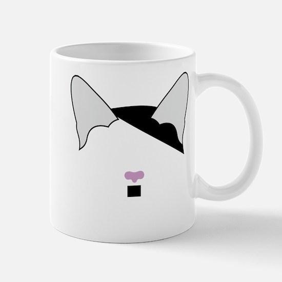 Hitler Cat Mug