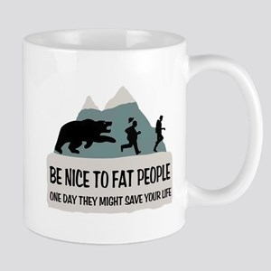 Fat People Mug