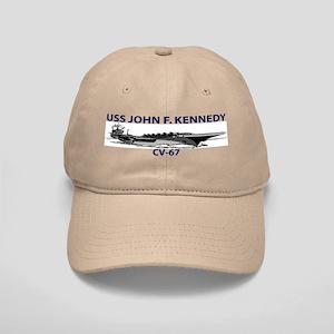 USS KENNEDY Cap