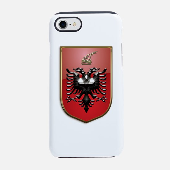 Albania Coat Of Arms iPhone 7 Tough Case