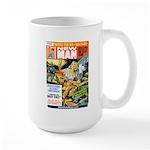 NEW MAN, October 1968 Large Mug