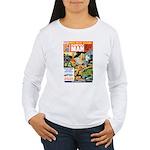 NEW MAN, October 1968 Women's Long Sleeve T-Shirt