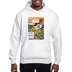 NEW MAN, October 1968 Hooded Sweatshirt