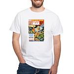 NEW MAN, October 1968 White T-Shirt