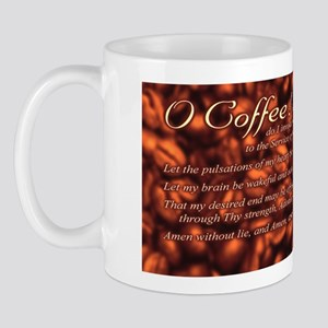 Coffee Invocation Mug - color