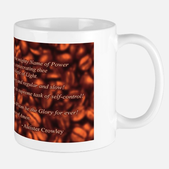 Coffee Invocation Mug - color