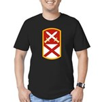 167th TSC Men's Fitted T-Shirt (dark)