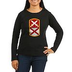 167th TSC Women's Long Sleeve Dark T-Shirt