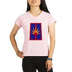 NY National Guard Performance Dry T-Shirt