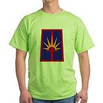NY National Guard Green T-Shirt