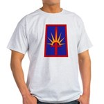 NY National Guard Light T-Shirt