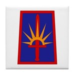 NY National Guard Tile Coaster