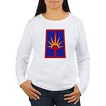 NY National Guard Women's Long Sleeve T-Shirt
