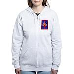 NY National Guard Women's Zip Hoodie