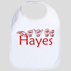 Hayes Bib