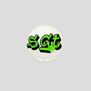 SGT Special Irish Edition Mini Button