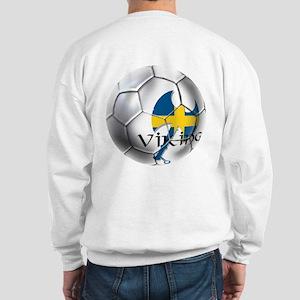 Swedish Soccer Ball Sweatshirt