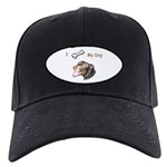 Puppy Love Black Cap