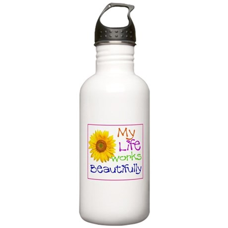 My Life Works Stainless Water Bottle 1.0L