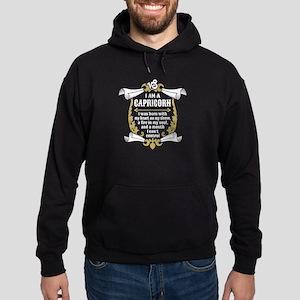 I Am A Capricorn Sweatshirt