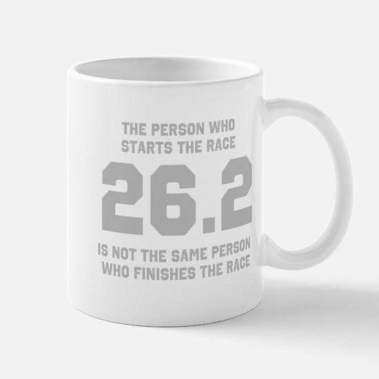 26.2 Marathon Saying Mug