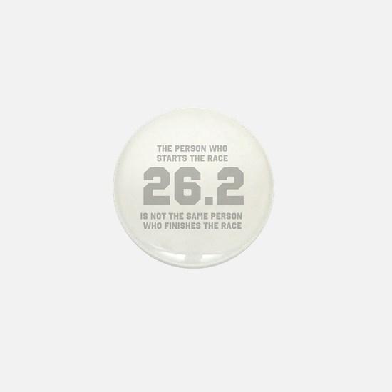 26.2 Marathon Saying Mini Button