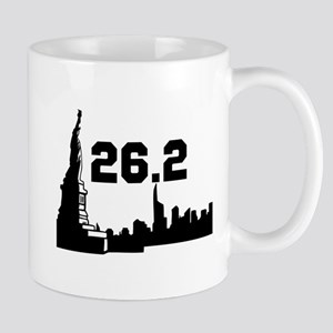 New York Marathon 26.2 Mug