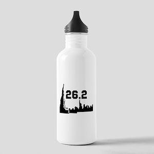 New York Marathon 26.2 Stainless Water Bottle 1.0L